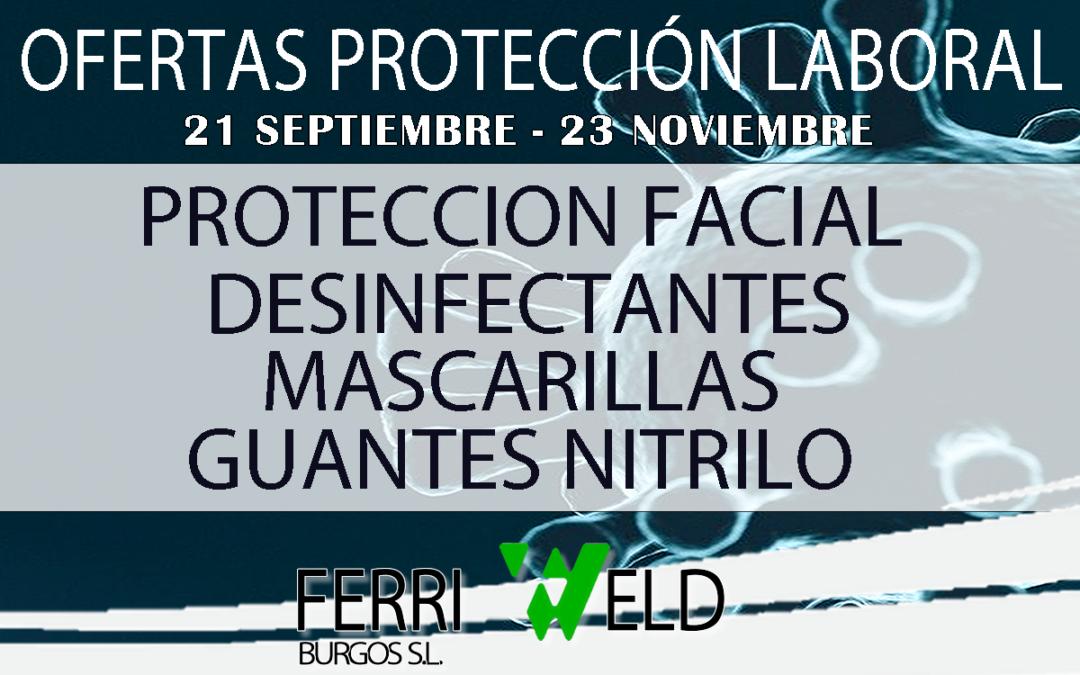 Ofertas protección laboral