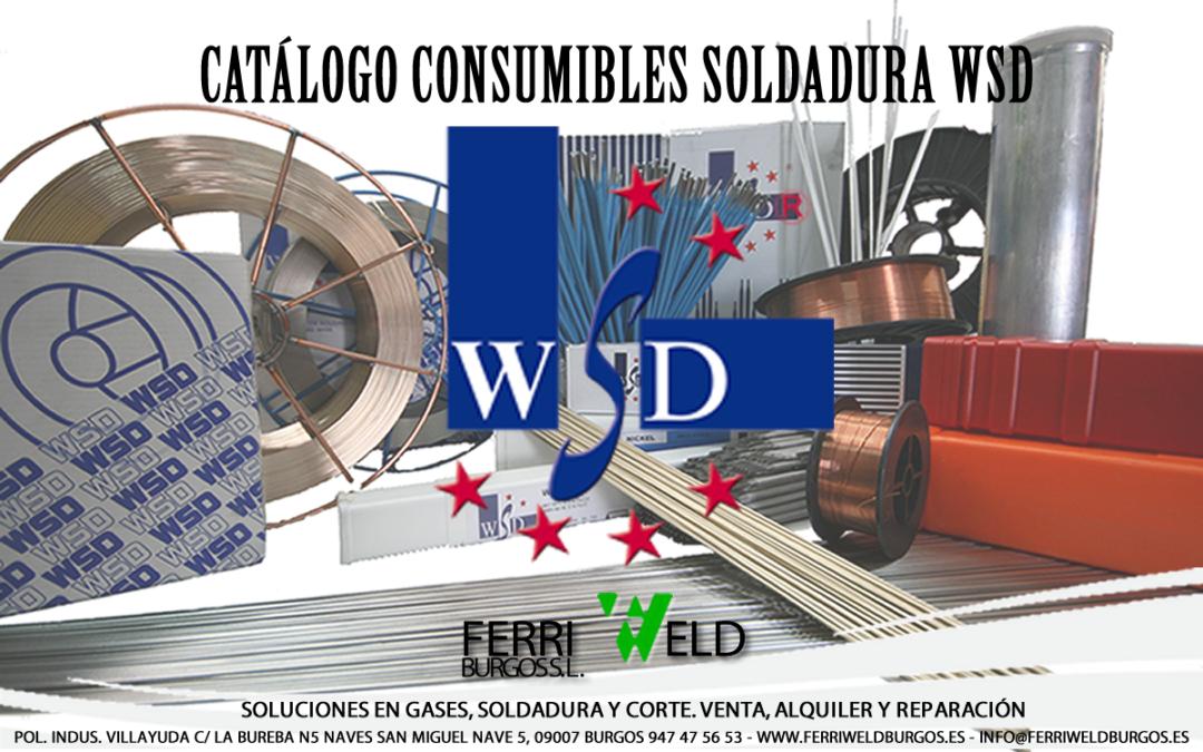 Consumibles soldadura WSD