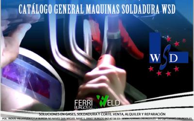 General máquinas soldadura WSD