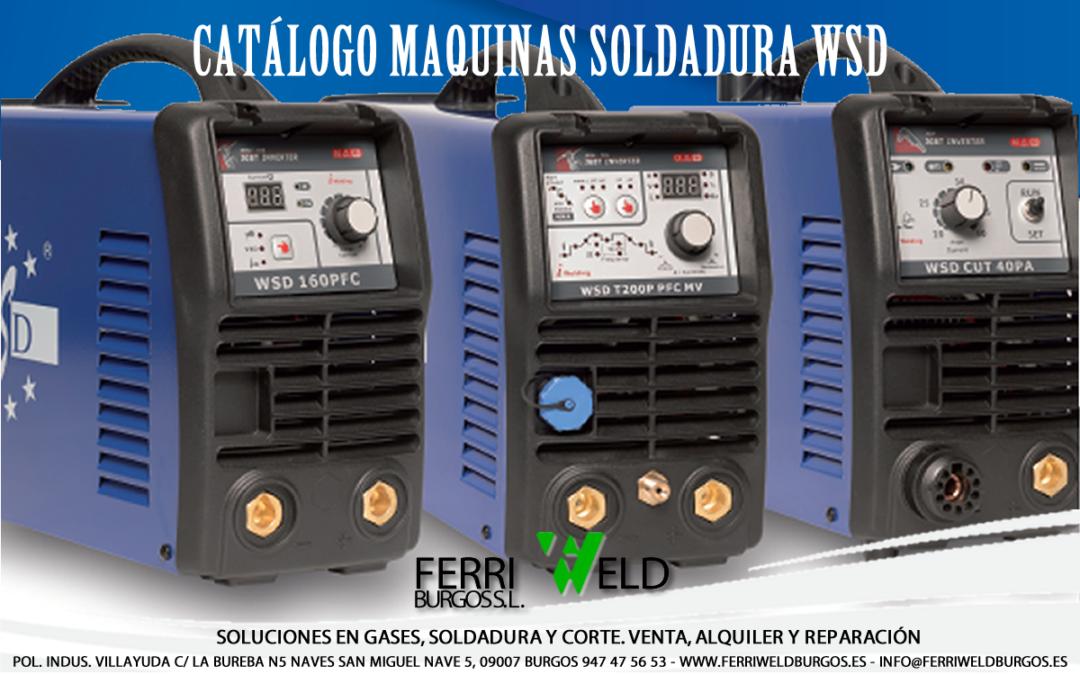 Máquinas soldadura WSD