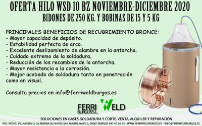 Oferta hilo WSD 10BZ