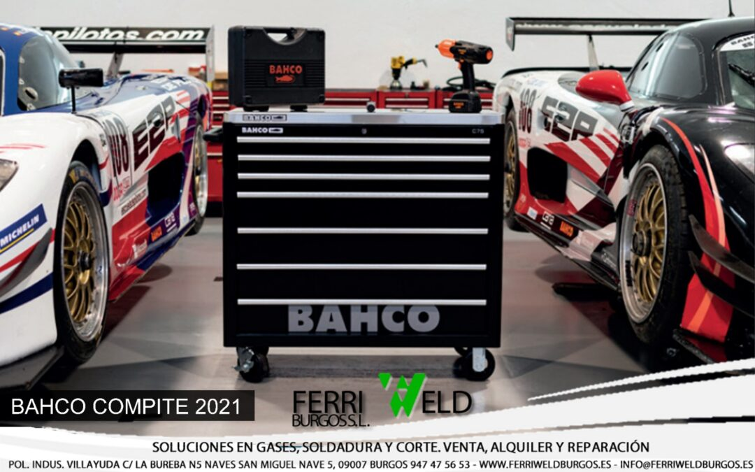 """Oferta herramienta Bahco """"Compite"""" Febrero-Julio 2021"""