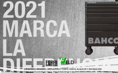 """Oferta herramienta Bahco """"Marca la diferencia"""" Febrero-Julio 2021"""