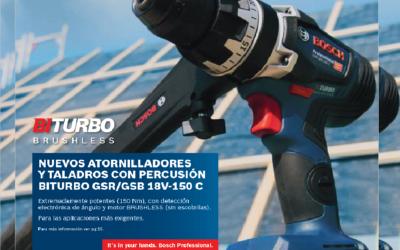 Oferta herramienta eléctrica Bosch Profesional Mayo-Septiembre 2021